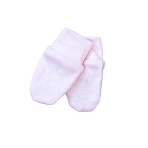 Baby rukavice roze