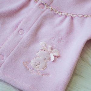 "Baby vestica ""ZEKO"" roza, (vel.56-86)"