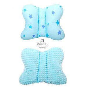 Jastuk Leptir – plave zvjezdice