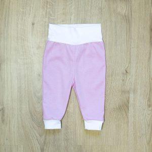 Baby hlače – roze