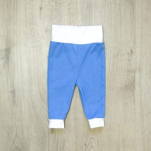 Baby hlače – plave