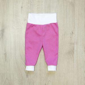Baby hlače – ciklama