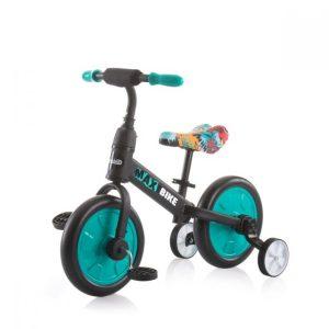 Bicikl Chipolino Max Bike 2u1 Mint