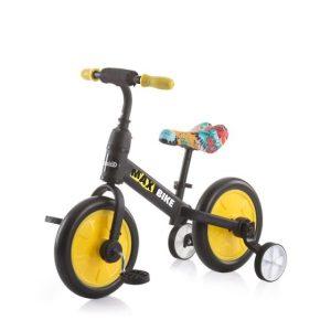 Bicikl Chipolino Max Bike 2u1 yellow