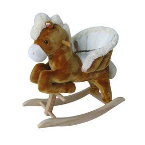 Konjić na ljuljanje Baby (WJ-634)