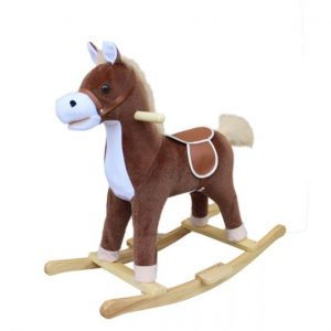Konjić na ljuljanje Sing (WJ-392)