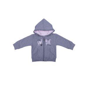 My baby jaknica – siva (vel.74-92)