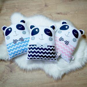 Jastuk, panda