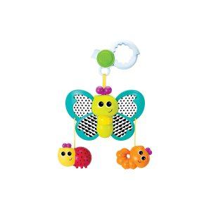 Viseća igračka s kvačicom – leptir 13808