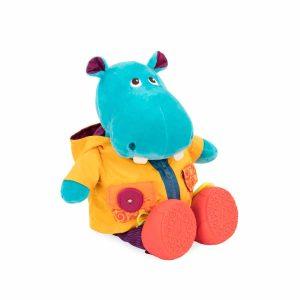 """Plišana igračka """"Obuci me""""- hippo"""