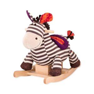 Zebra na ljuljanje