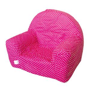 """Dječja fotelja """"Ana"""" – točkice, pink 13323"""