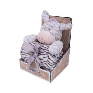 """Jungle dekica s igračkom """"Zebra"""""""