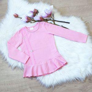 "Tunika ""ARIANA"" d.r. (2-6) – roza"