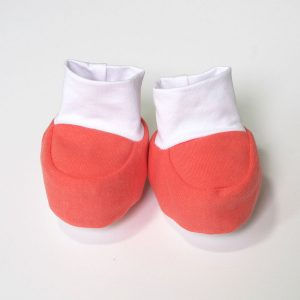 Baby papučice narančaste