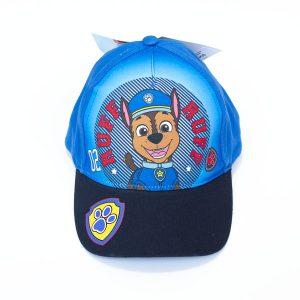 Kapa šilterica – Paw Patrol (plava, tamno plavi šilt)