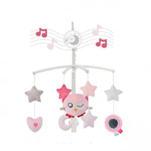 Konig kids glazbeni vrtuljak sovica