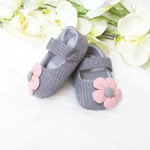 Baby balerinke, sive – rozi cvjetić