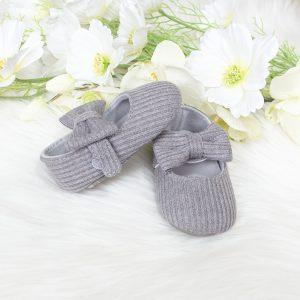 Baby balerinke sive – mašna