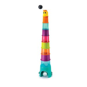 B kids giraffe giant stack n drop 13809