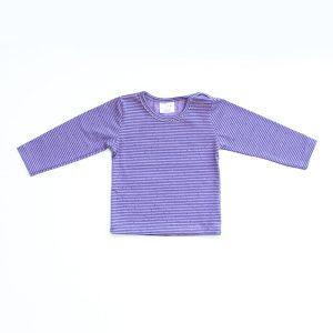 """Majica d.r. """"LUCIJA"""" (62-86), ljubičasta K10428"""