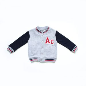 Bizizo duksa/jakna AC – siva 14389