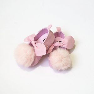 Baby balerinke sa coflekom – roze