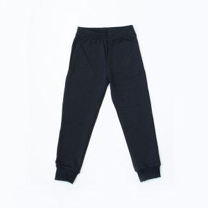 Kretex kids sportske hlače – crne (vel.7-8) K10476