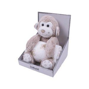 """Jungle dekica s igračkom """"Smeđi majmun"""" – 14468"""