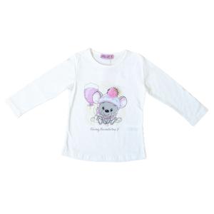 """Majica """"Miš"""" – bijela 14318"""