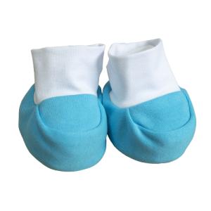 Baby papučice – plave