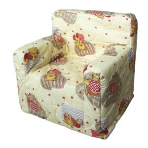 "Dječja fotelja ""Dora"" – krem, medo 4096"