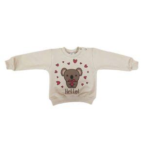 "Monteks majica ""Koala"" – krem 14608"