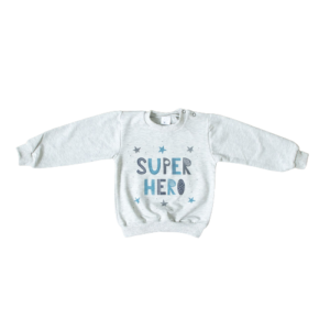 "Monteks majica ""Super Hero"" siva 14608"