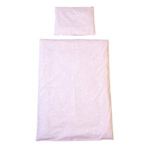 Posteljina 3 elementa – roza 14610