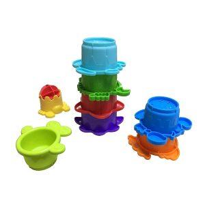 Infantino igračke za kupanje 8kom 14211