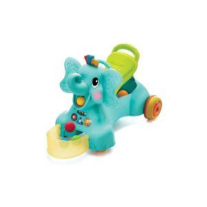 B kids igračka za prohodavanje 3u1 slon 14657