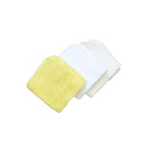 Krpice za brisanje, frotir 3/1 (žuta, krem, bijela) 14701