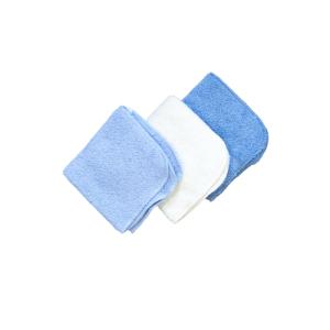Krpice za brisanje, frotir 3/1 (plava,krem) 14701