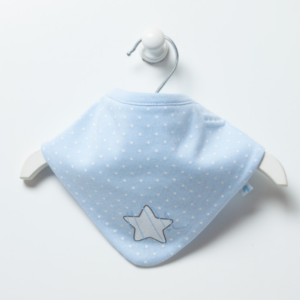 "Caramell podbradak/marama ""Flying Star"" 14834 – plavi"