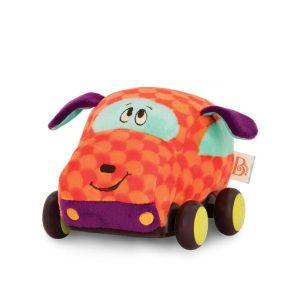 B toys plišani autić 14668