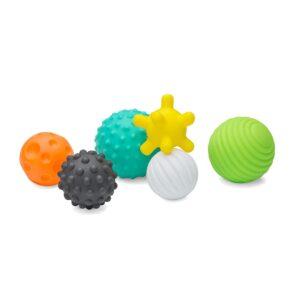 Infantino multi kuglice – set od 6 komada 14647