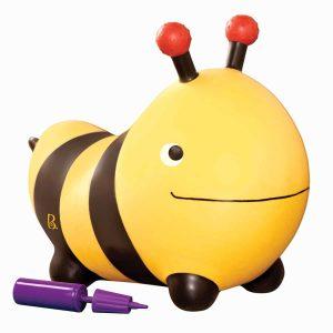 Gumena igračka na napuhavanje Pčelica 13875
