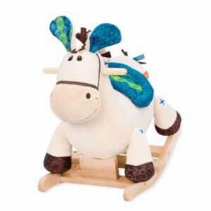 B toys konjić na ljuljanje 13876