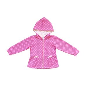 "Kretex baby jakna ""Točkica"" – roza, K10550"
