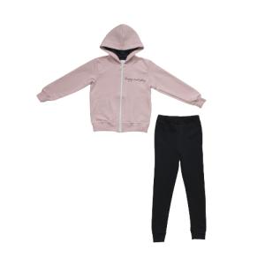 "Kretex kids trenirka ""Lana"" (2-6) – prljavo roza K10544"