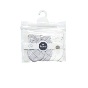 Caramell rukavice sivo-bijele – 2/1, 14836