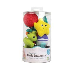 Infantino set gumenih igrački za kupanje 14894