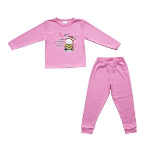 "Kretex baby pidžama ""Dreams"" (80-86) – roza K10516"