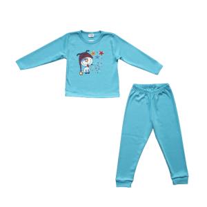 """Kretex baby pidžama """"Pas"""" (80-86) – plava K10516"""